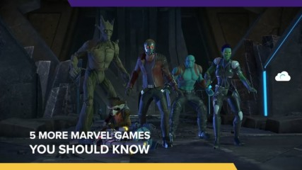 5 More Marvel Games