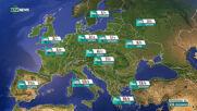 Прогноза за времето на NOVA NEWS (24.01.2021 - 14:00)