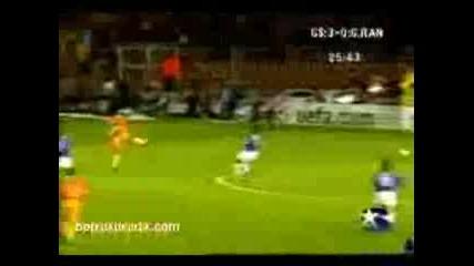 Galatasaray - G.rangers 3 - 2 Match