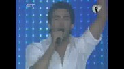 Kostas Martakis - Always And Forever Live At The Greek Pre-Selection For Eurovison 2008