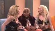 Lady Gaga and Madonna Fight @ Saturday Night Live Skit (hq)