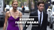 The Kushners once referred to Karlie Kloss as 'the lingerie model'