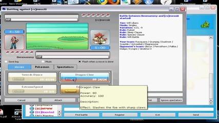 Pokemon Pro Online Battlin #2