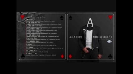 AMADEUS BAND - NEBO JE GRANICA ( 2012 )