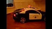 Chp и Fhp Ford Mustangs Police Магистрални патрули