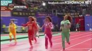 [engsub] Idol Star Olympics 2013 part1