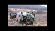 с. Златар - на лов за диви свине