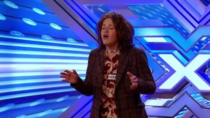 Прекрасно изпълнение!! Luke Friend || The X Factor U K 2013 ||