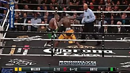 Deontay Wilder Vs Luis Ortiz Full Fight