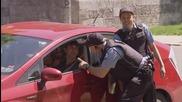 Шофьори непознаващи китайските правила на пътя - скрита камера