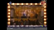 Ana Nikolic - Januar - Novogodisnji program - (TV DM Sat 2013)