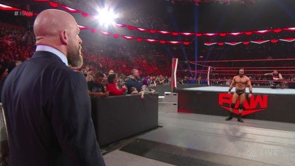 Kevin Owens holds his ground against Triple H: WWE.com Exclusive, Nov. 18, 2019