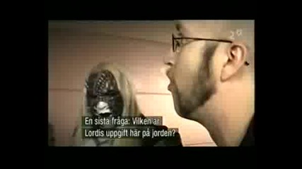 Lordi Interview 2002