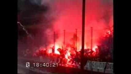 Интер - Марсилия - Феновете На Марсилия