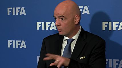 Switzerland: FIFA's Infantino discusses expanded WC formats, co-hosting