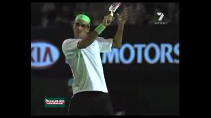 Тенис Урок 137