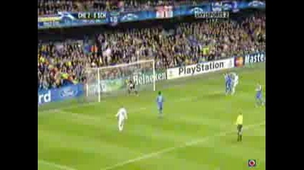 Chelsea Vs Schalke - Highlights