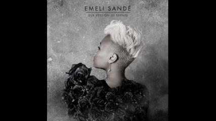 Emeli Sande - River ( превод )