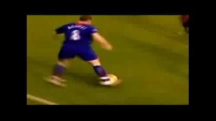 C. Ronaldo and Rooney 06/07 season
