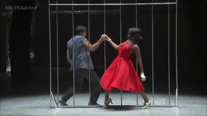 Sytycd - Ashley & Chris - Jailhouse Jazz.