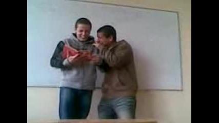 В час по български език