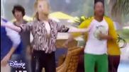 Violetta 3- Видеоклип на En gira с хореография