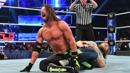 The new Daniel Bryan decimates AJ Styles: SmackDown LIVE, 4 December, 2018