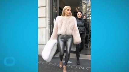 A Blonde Kim Kardashian Covers 'Elle France'