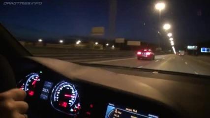Ausi Rs6 vs Bmw M3 Ess vs Audi Rs6 (0 - 333 kmh)