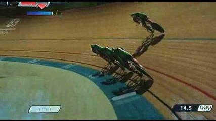 - Играта Эа Жлемпийските Игри 2008