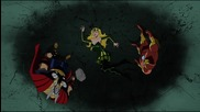 Отмъстителите: Най-могъщите герои на Земята / Героите повалят Чародейката