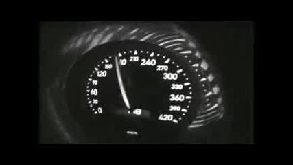 Bugatti Veyron Ускорение От 150 - 280 Км/ч