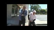 Martial Arts Street Fight