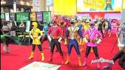 Power Rangers Swarm (licensing Expo 2010)