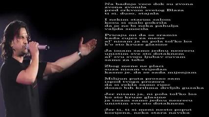 Aca Lukas - Na badnje vece (Audio - Live 1999)