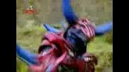 Power Rangers Operation Overdrive Еп12 Лице В Лице 2 - Ра Част