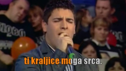 Darko Lazic - Ti kraljice moga srca - demo karaoke