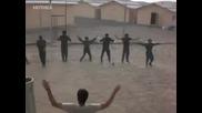 Как тренират войниците в афганистанската армия!