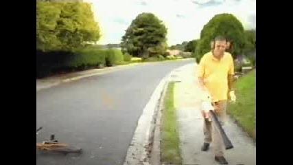 Прахосмукачка Stihl - Хвърчащо Дете