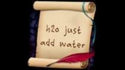 Надписи На Сериалчето H2o!!!
