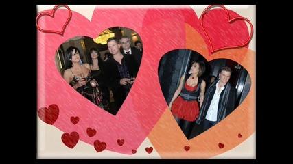 Diana I Les - Love story - St. Valentine