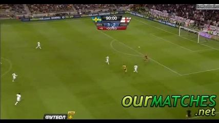 Неповторим гол на Ибрахимович срещу Англия