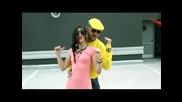 Графа и Сантра feat. Спенс - Тяло в тяло (official Video) 2011