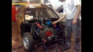 Corrado V8 Драгстер - Гръм и Мълнии ;p