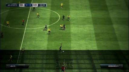 Гол от 35 метра - Fifa 13