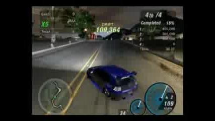 Nfsu2 - Drift Show