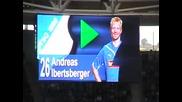 Hoffenheim gegen Stuttgart 30.april 2011 Rhein-neckar-arena
