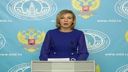 Russia: US-led coalition should prevent civilian suffering in Iraq - Zakharova