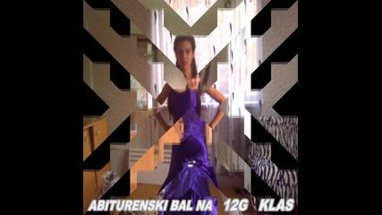 abiturenski bal na 12g klas