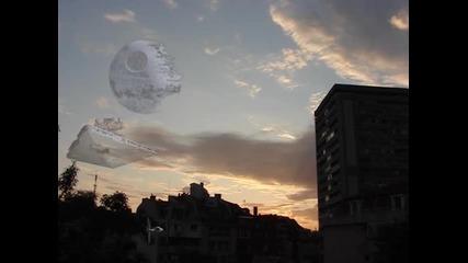 Star Wars над Бургас